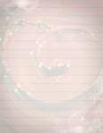 Digital Paper, Rainbow Glitter Swirl
