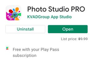 Photo Studio PRO By KVADGRoup
